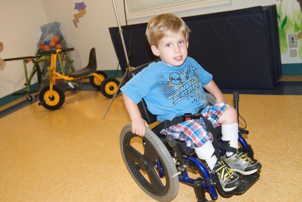 Checklist On Purchasing A Kids Wheelchair