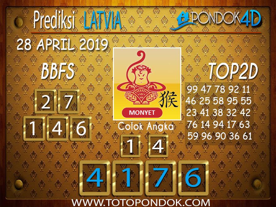 Prediksi Togel LATVIA PONDOK4D 28 APRIL 2019