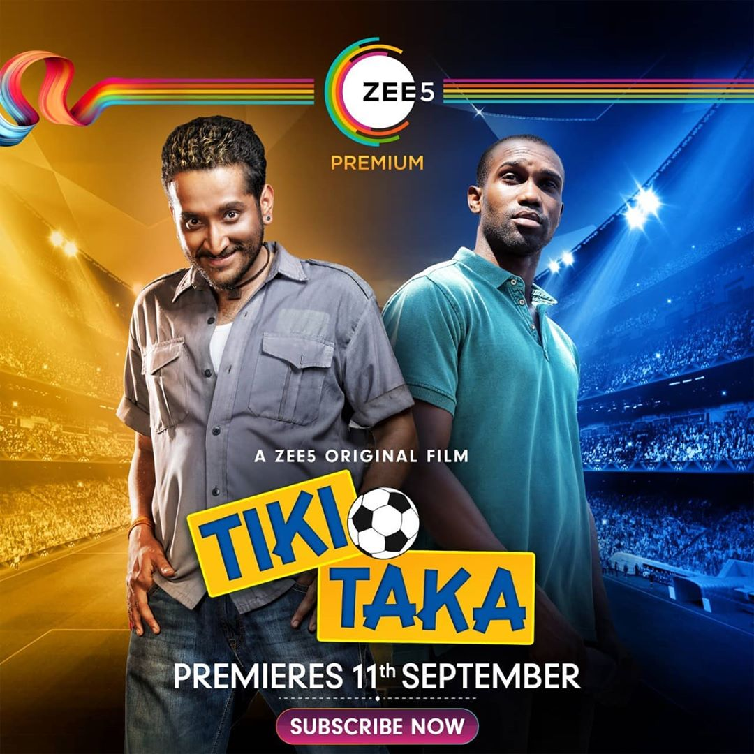 Tiki Taka (2020) Dual Audio (Bangla + Hindi) 720p HDRip 700MB DL