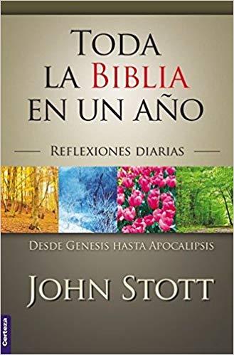 Toda la Biblia en un Año, Reflexiones Diarias