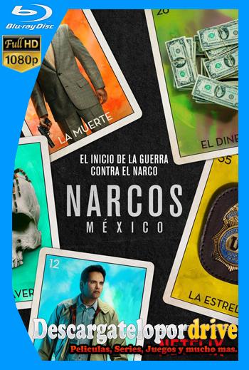 Narcos: Mexico (2018) [Temporada 1] [1080p] [Latino] [1 Link] [GDrive] [MEGA]