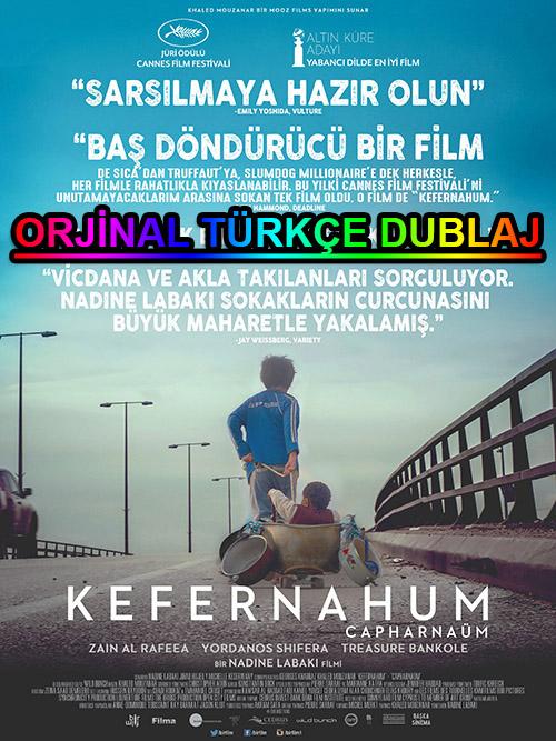 Kefernahum | 2019 | BDRip | XviD | Türkçe Dublaj | m720p - m1080p | BluRay | Dual | TR-EN | Tek Link