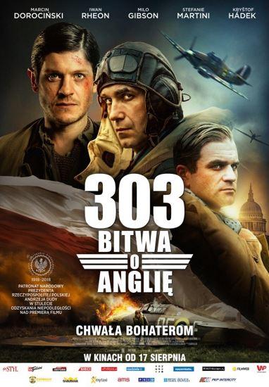 303: Bitwa o Anglię / Hurricane (2018) PL.BDRip.XviD-KiT | Lektor PL