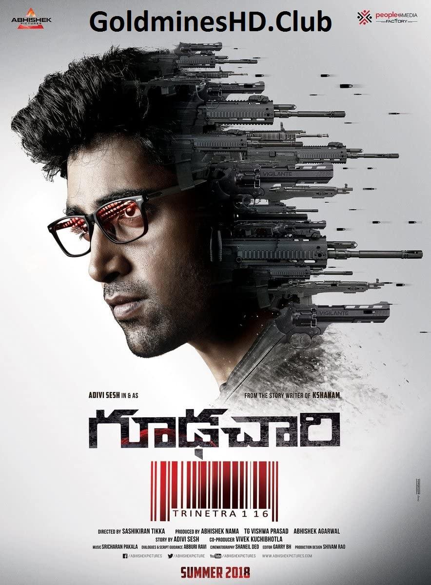 Goodachari 2018 Telugu AMZN WEB-DL