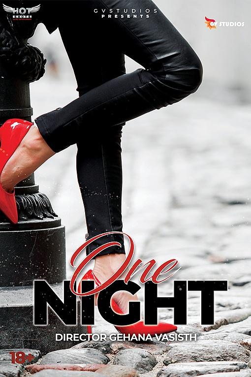 One Night 2020 HotShots Originals Hindi Short Film 720p HDRip 160MB Download