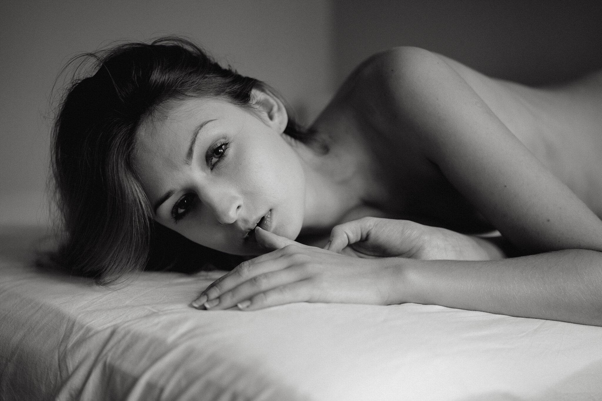 Monika Lipigórska by Marcin Krystyniak