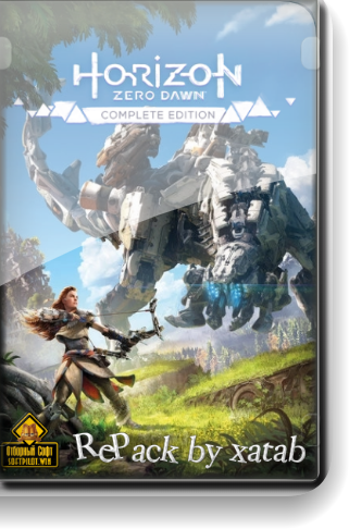 Horizon Zero Dawn™ Complete Edition (2020) RePack by xatab (Ru/Ml)