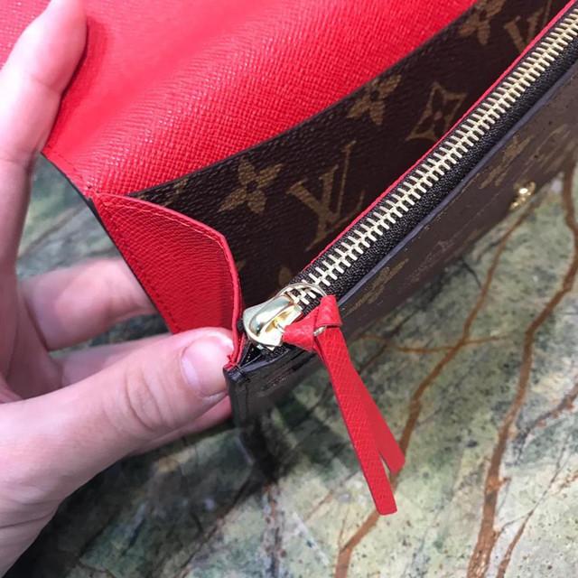 루이비통 에밀리에 장지갑