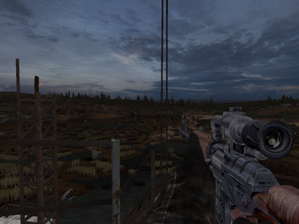 S.T.A.L.K.E.R.: Call of Pripyat - Thorny Way