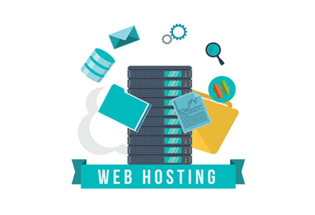 Informative Site Improved Websites Hosting Interface