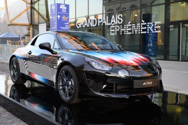 L'A110 x Felipe Pantone s'expose au Art Paris 2021-A110-X-FELIPE-PANTONE-AU-ART-PARIS-1