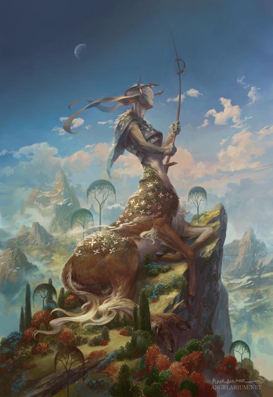 Ten Legendary Beast (Bijuu) Advachiel-angel-of-sagittarius-by-petemohrbacher-dc55m5r