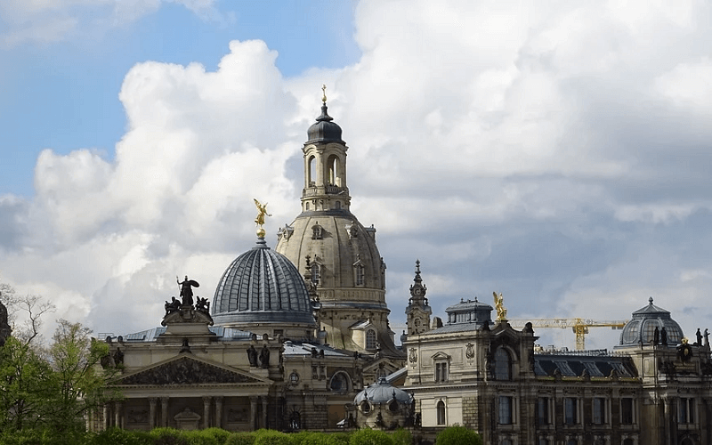 Dresden city photo