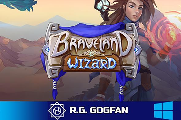 Braveland Wizard (Tortuga Team) (ENG RUS MULTI10) [DL GOG] / [Windows]