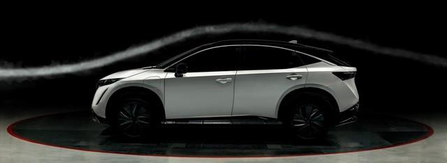 NISSAN ARIYA : L'Aerodynamisme En Point D'orgue Nissan-Ariya-Aerodynamics-3