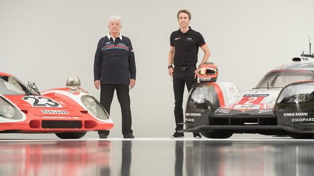Porsche réuni six prototypes vainqueurs au classement général au Mans Ml-2471