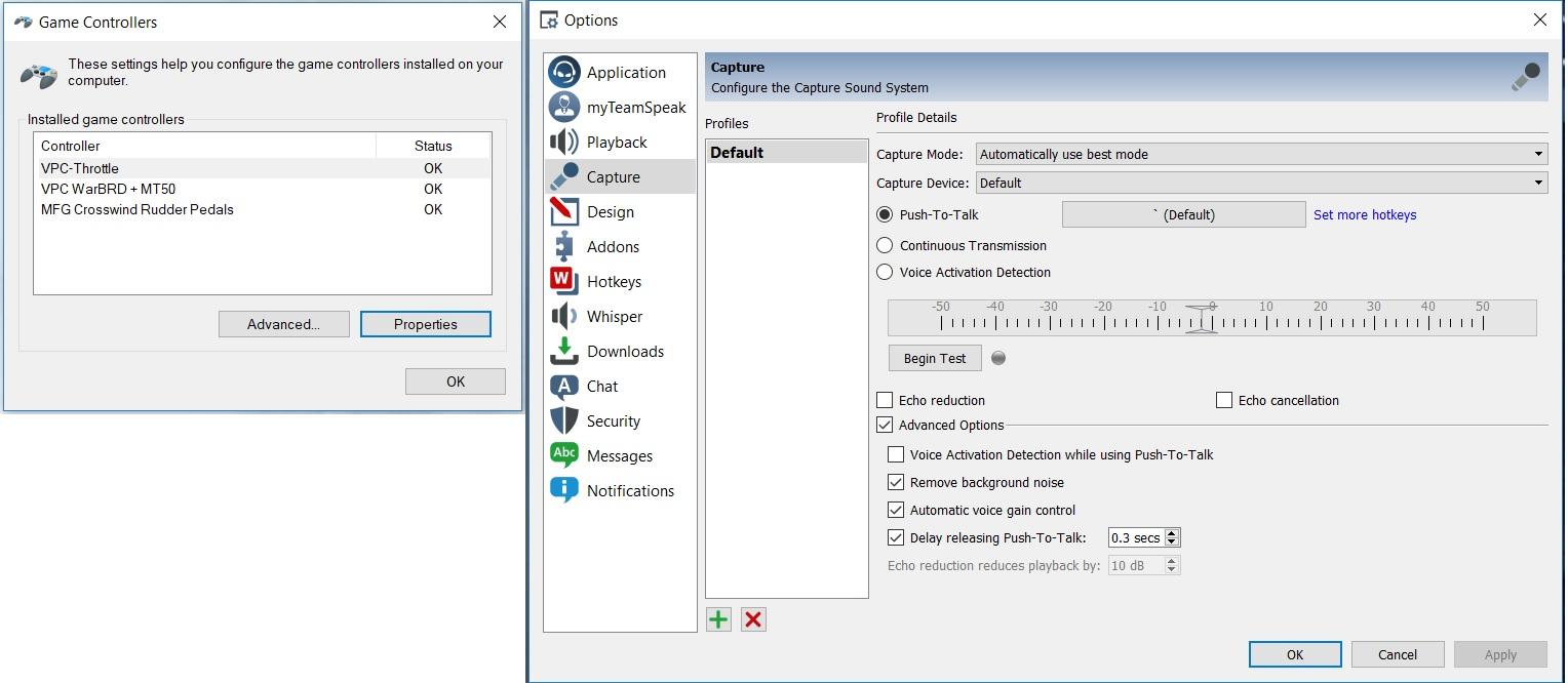Virpil + JoyToKey - Technical Support - Jagdgeschwader 1 Forums