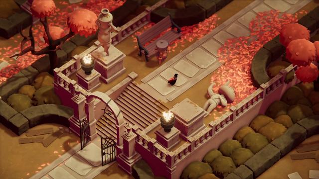 Death-s-Door-Screenshot-Autum-Walk