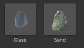 Sand and Glass