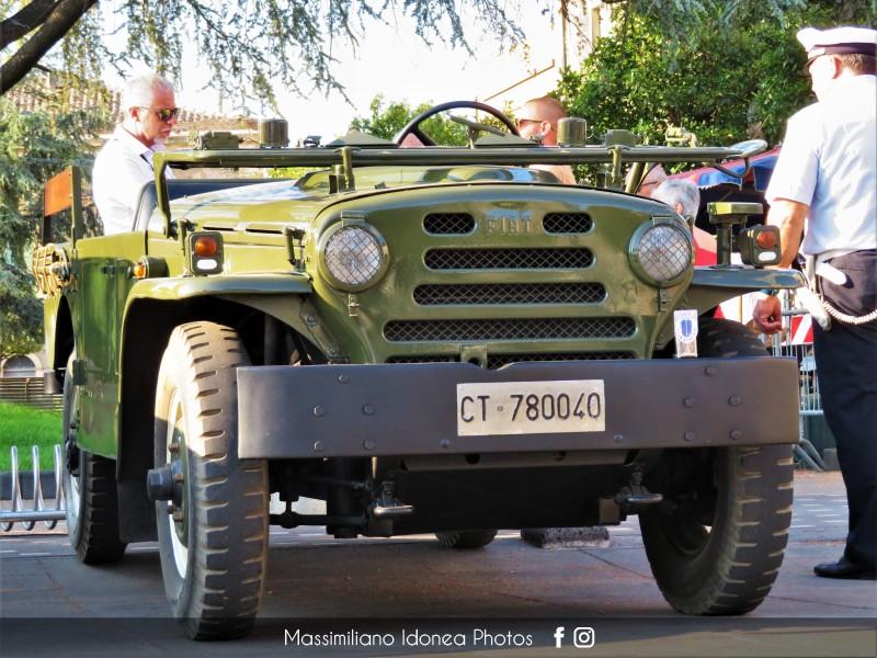 Raduno Auto d'epoca - Trecastagni (CT) - 21 Luglio 2019 Fiat-Campagnola-1-9-50cv-79-CT780040-1