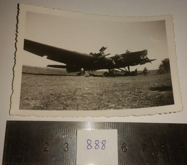 Orig-Foto-Bombenflugzeug-Tupolew-TB-3-Flugzeug