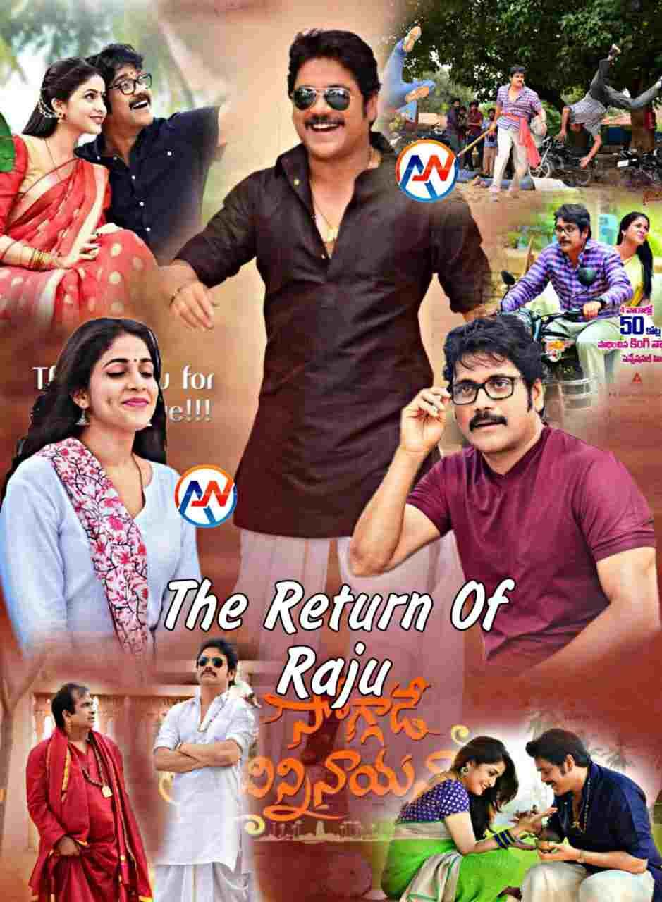 The Return Of Raju (2020) Hindi Dubbed 720p WEB-Rip 800MB Download