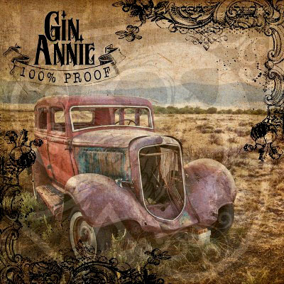 Gin Annie - 100% Proof ( 2019) MP3, 320 kbps