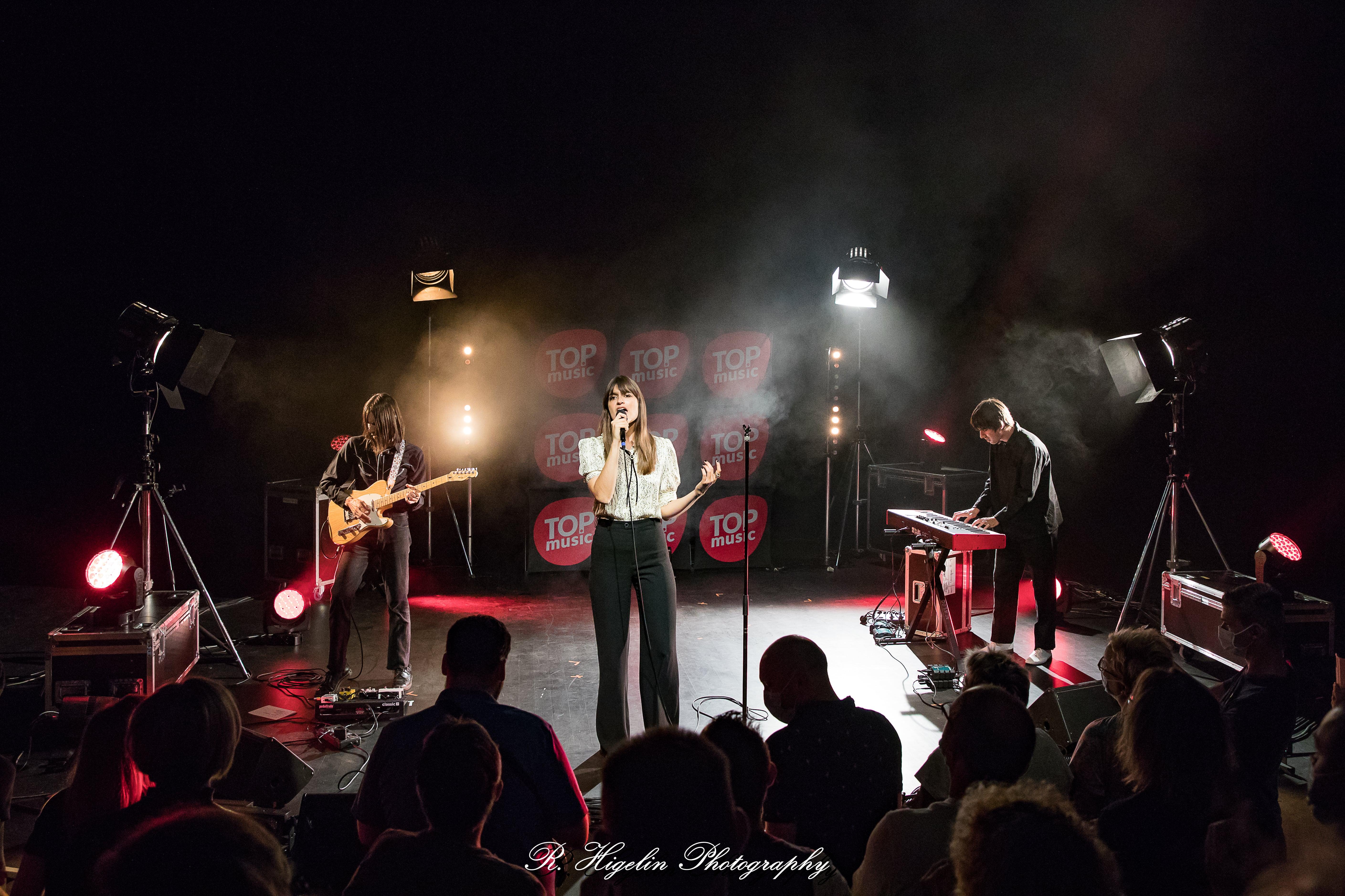 Clara Luciani Top Music
