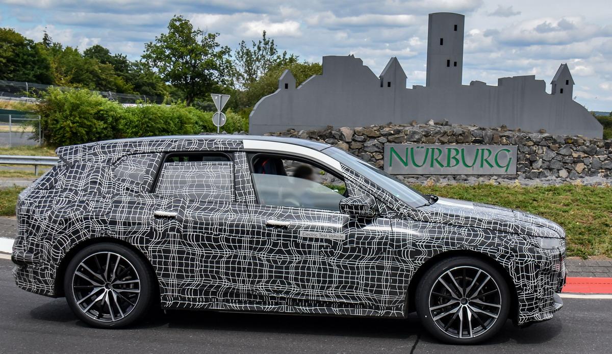 2020 BMW i6/iNEXT/iX8/iX 62