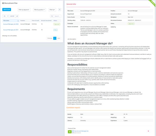 Recruitment Module for Perfex CRM - 7