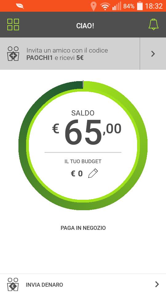 Bill SisalPay Bill (App italiana di SisalPay) €5,00 subito + €5,00 se invitato + €5,00 ogni invito [scadenza 30/09/2020] Screenshot-2018-12-14-18-32-35