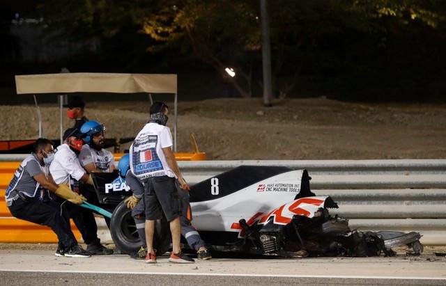 F1 GP de Bahreïn 2020 : Victoire  Lewis Hamilton  Grosjean-Haas