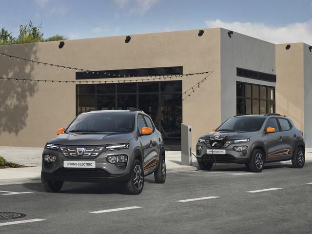 Nouvelle Dacia Spring Electric : La Révolution Électrique De Dacia 2020-Dacia-SPRING-3