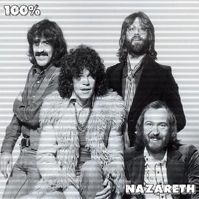 Nazareth - 100% Nazareth (2020) mp3 320 kbps