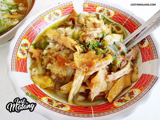Soto Ayam Ambengan, Kuliner Enak Khas Surabaya di Kota Malang