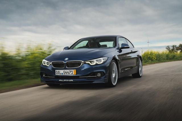 Review BMW Alpina B4 S.