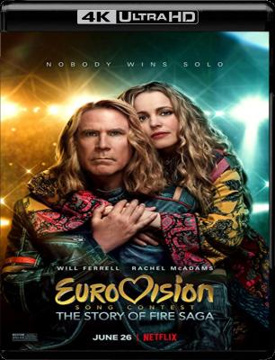 Eurovision Song Contest - La Storia Dei Fire Saga (2020) FullHD 1080p WEBrip HEVC AC3 ITA/ENG