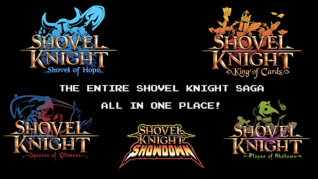 Yacht Club Games Releases The Definitive Trailer For SHOVEL KNIGHT: TREASURE TROVE