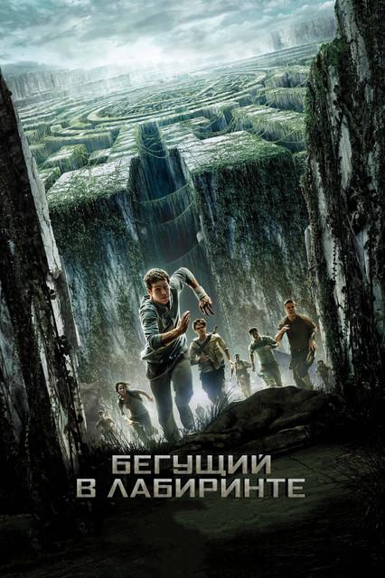 Смотреть Бегущий в лабиринте / The Maze Runner Онлайн бесплатно - Главный герой — подросток Томас, который просыпается в лифте, но ничего не помнит, кроме...