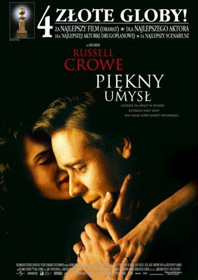 Piękny umysł / A Beautiful Mind (2001)  PL.BRRip.XviD-GR4PE / Lektor PL
