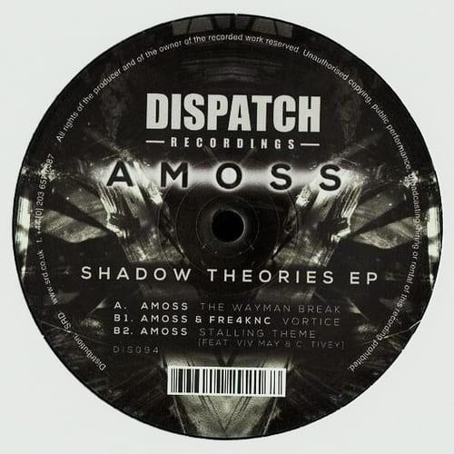 Amoss - Shadow Theories EP