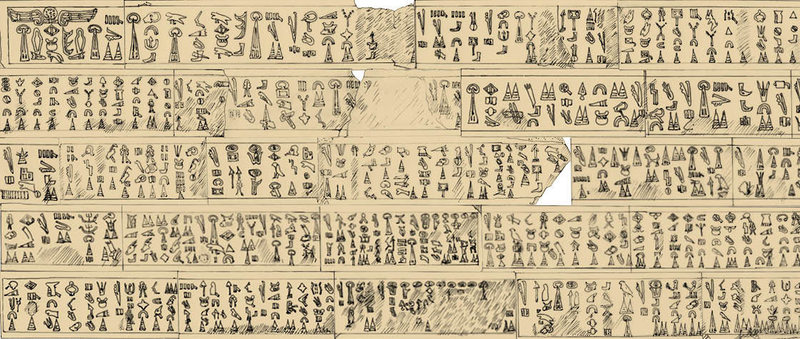 KAKO SU UNIŠTENE CIVILIZACIJE BRONZANOG DOBA! Dešifrovan 3.200 godina star natpis o invaziji na stari Egipat