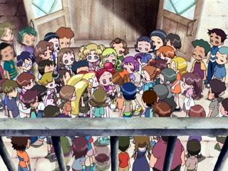 《小魔女DoReMi》原畫石崎寿夫分享動畫本傳最終話的角色表 Story-img-3-1