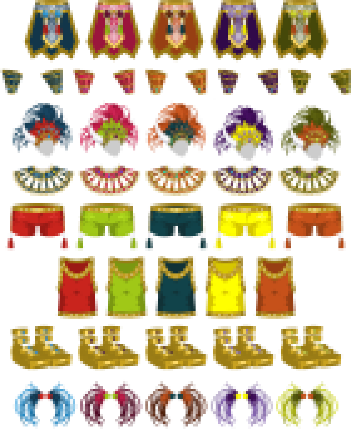 Pixelated Previews Mardi-Gras-2020-Outfit-002-M