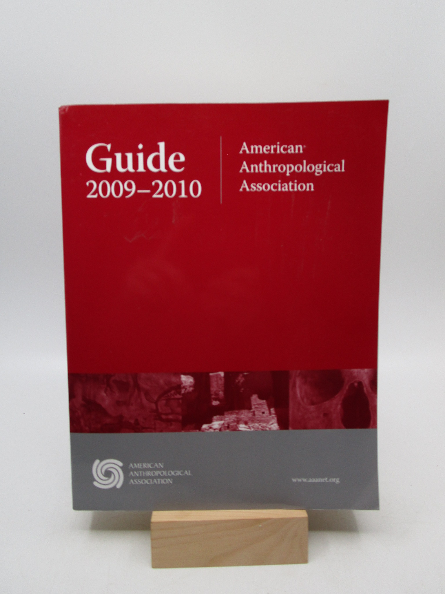 Image for American Anthropological Association 2009-2010 Guide: a guide to programs, a directory of members