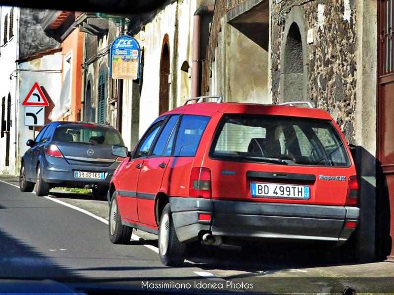 avvistamenti auto storiche - Pagina 2 Fiat-Tempra-SW-1-6-78cv-BD499-TH-311-478-1-3-2019