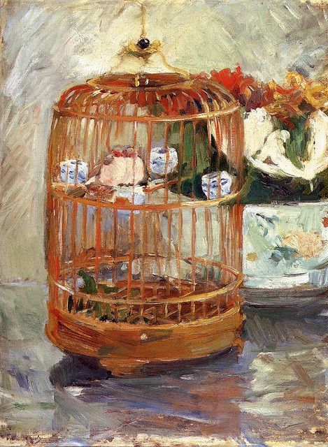 Morisot-Berthe-The-Cage