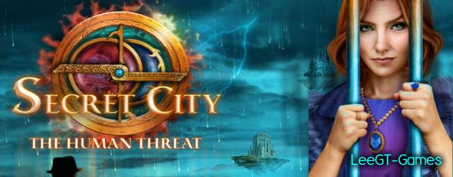 Secret City 3: The Human Threat [Beta Version]