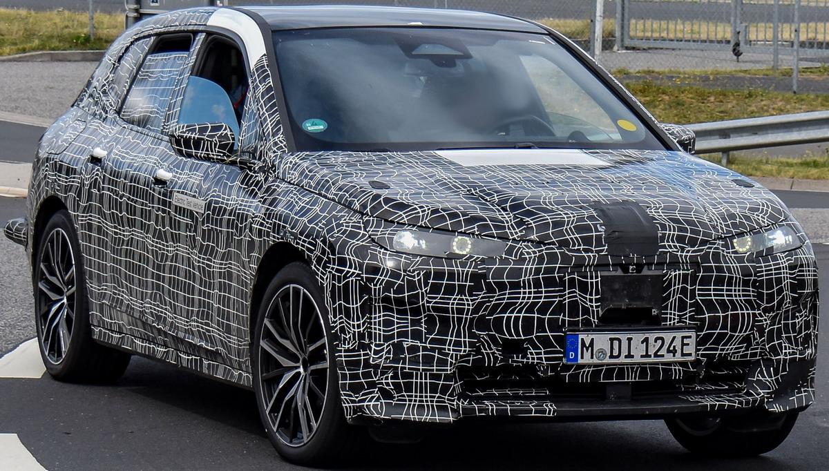 2020 BMW i6/iNEXT/iX8/iX 55