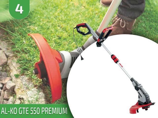 AL-KO GTE 550 Premium